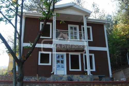 Prefabrik Villa