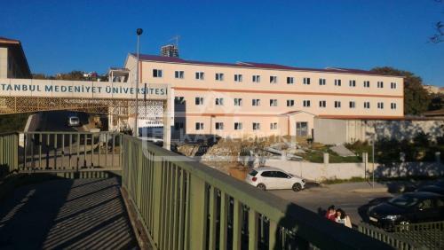 Prefabrik Okul Üniversite