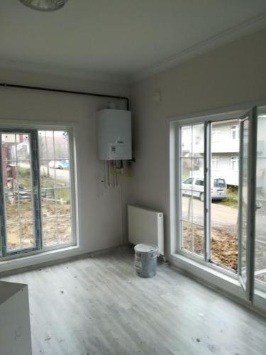 Prefabrik ev içi fotoğrafları